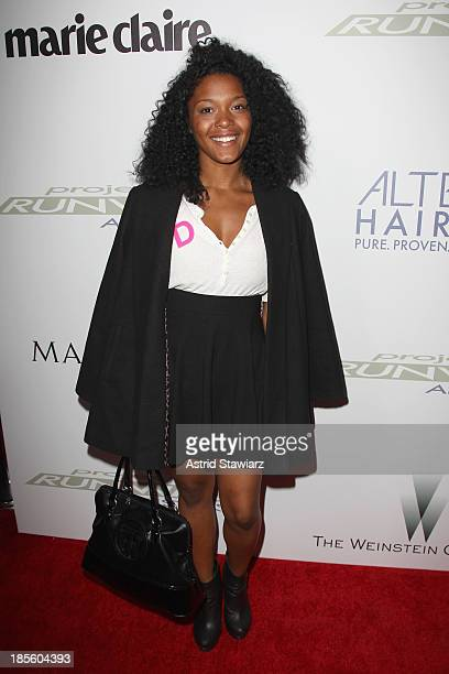 Project Runway winner Dom Streater attends the Project Runway All Stars Season 3 premiere party presented by The Weinstein Company and Lifetime in...