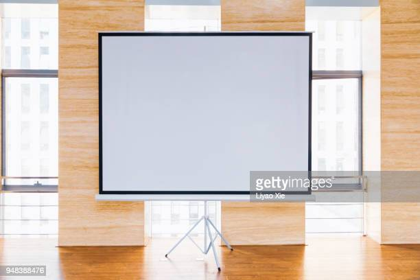 projection screen - projection screen stock pictures, royalty-free photos & images