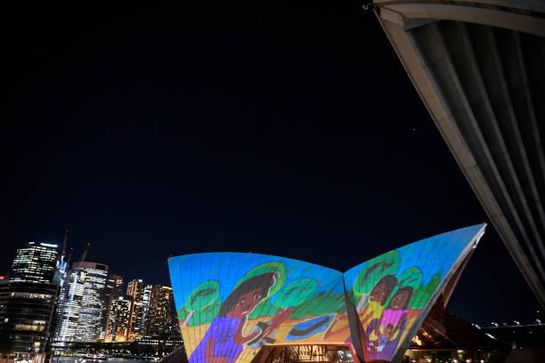 AUS: Badu Gili: Wonder Women Showcases First Nations Artworks On Sydney Opera House Sails