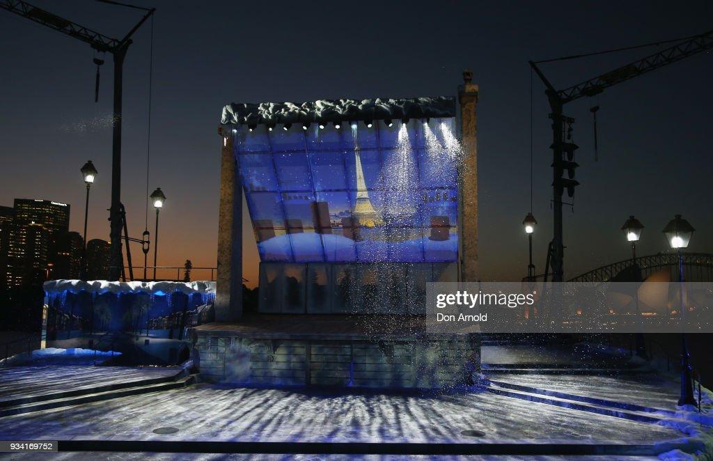 Handa Opera La Boheme Open Air Projection Preview