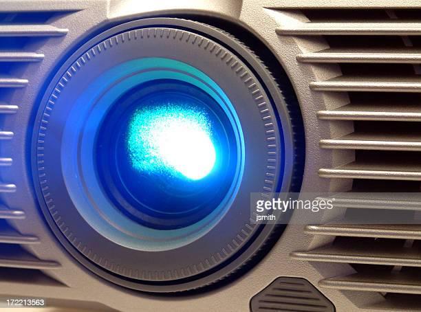 Projector Lense Eye