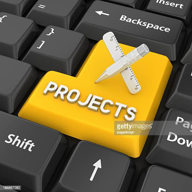 projects enter key