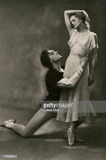 Prokofiev's Romeo and Juliet performed by I Kolpakova and V Semyonov