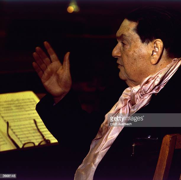 Prolific French composer and pianist Darius Milhaud Taught in the Paris Conservatioire and also in America where he finally settled Dominating...