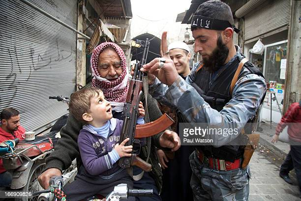 Prolonged civil war is giving extremist factions such as the Islamist Jabhat alNusra many opportunities to win hearts and minds