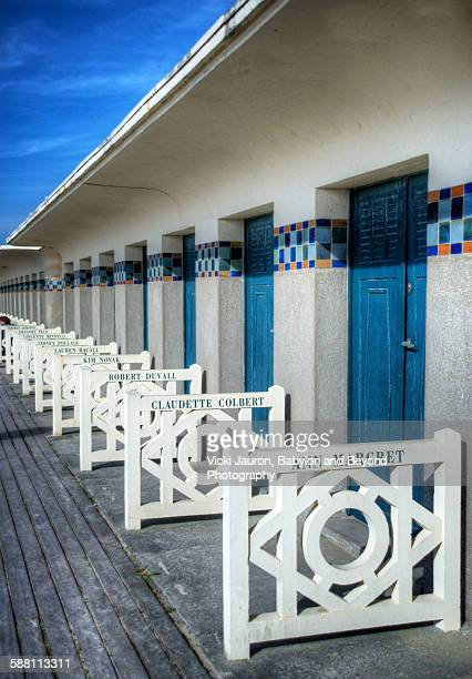 promenade des planches, deauville france - ann margret photos stock pictures, royalty-free photos & images
