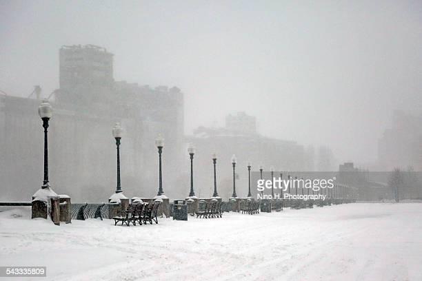 Promenade du vieux-port - Montreal