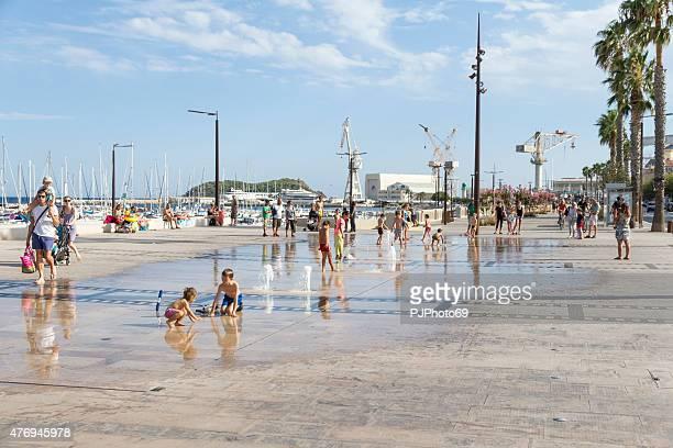 Promenade des Ciotat (französische Riviera