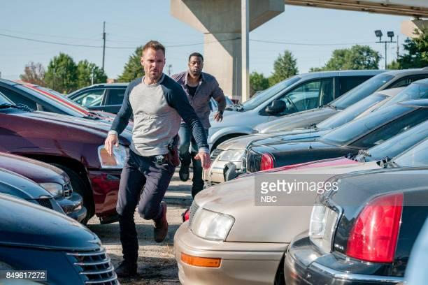 D Promise Episode 502 Pictured Patrick John Flueger as Adam Ruzek LaRoyce Hawkins as Kevin Atwater