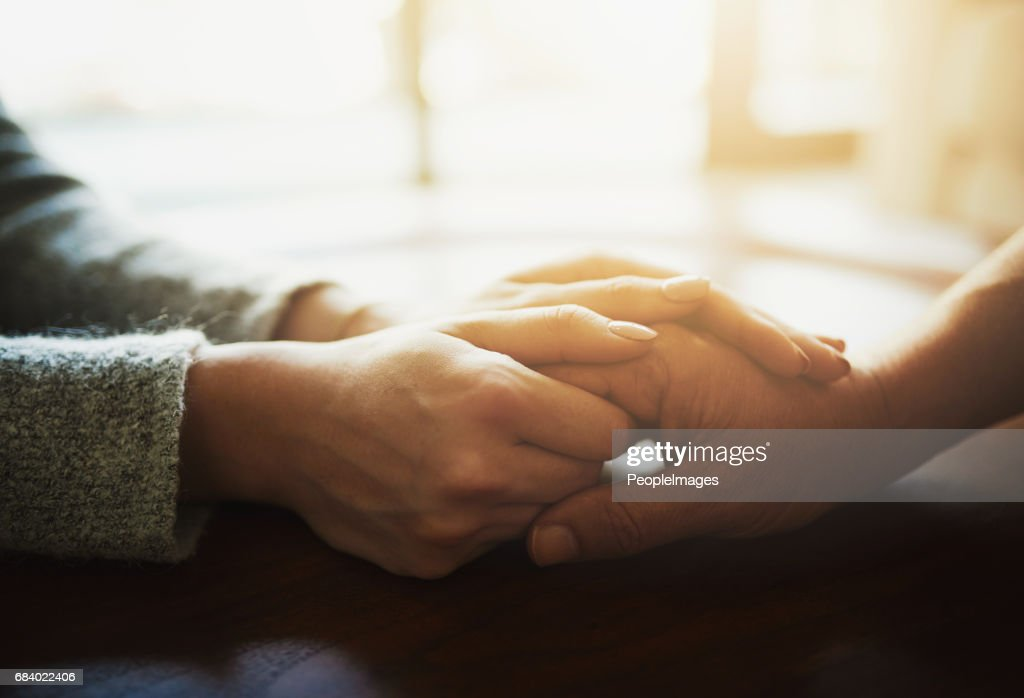 I promise to be there for you whenever you need : Stock Photo