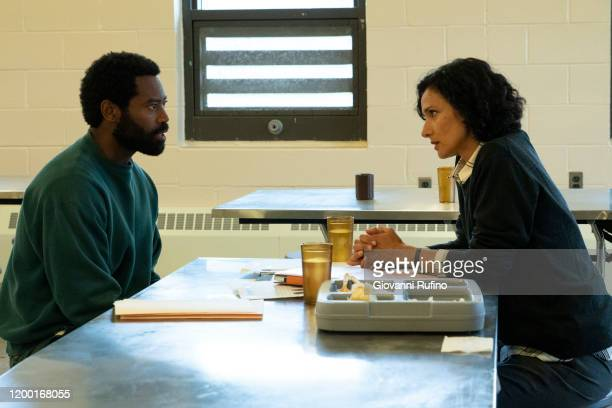 FOR LIFE Promises Aaron Wallace's fight to overturn his conviction to a life sentence continues Tensions rise between Aaron and his crew when he...