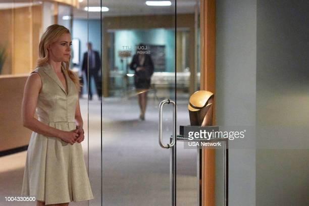 SUITS 'Promises Promises' Episode 803 Pictured Amanda Schull as Katrina Bennett