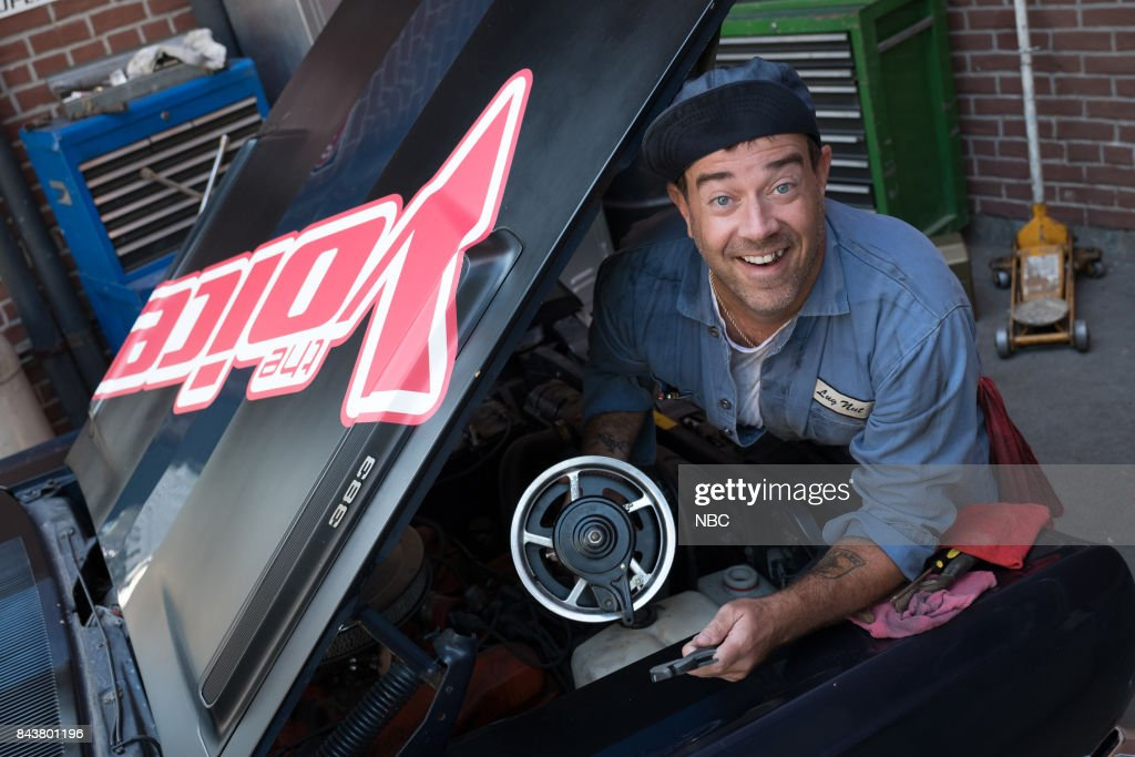 THE VOICE -- 'Promo' -- Pictured: Carson Daly --