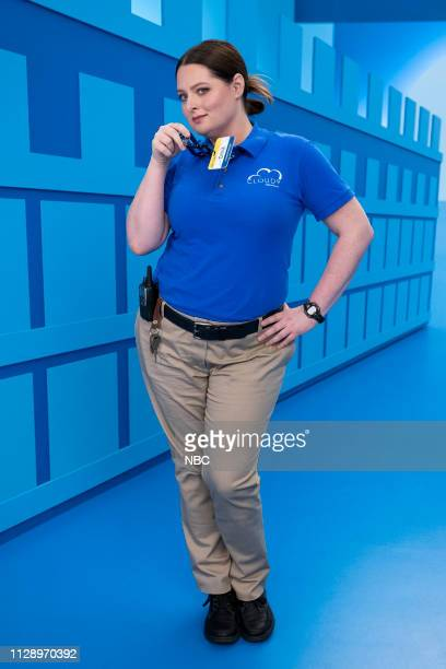 SUPERSTORE Promo Pictured Lauren Ash as Dina