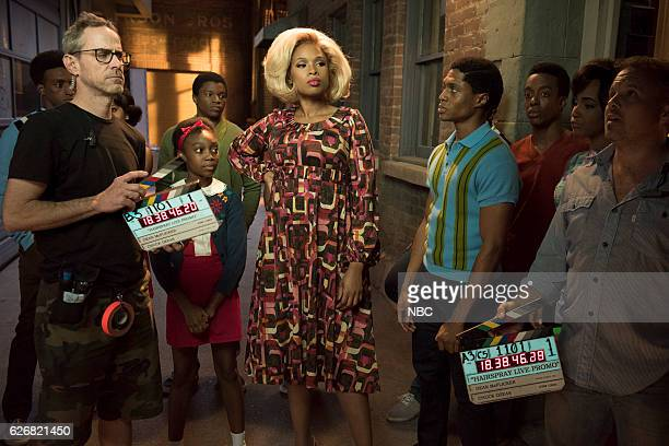 Promo -- Pictured: Shahadi Wright Joseph as Little Inez, Jennifer Hudson as Motormouth Maybelle, Ephraim Sykes as Seaweed J. Stubbs --