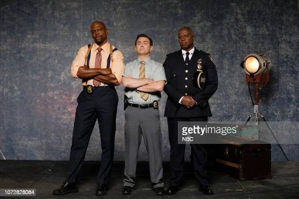 Terry Crews as Terry Jeffords Joe Lo Truglio as Charles Boyle Andre Braugher as Ray Holt