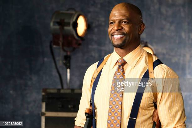 Terry Crews as Terry Jeffords