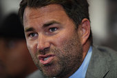 cardiff wales promoter eddie hearn pictured