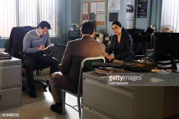 WATER 'Promotion' Episode 205 Pictured Will Yun Lee as Taka Sepideh Moafi as Alexis Simms