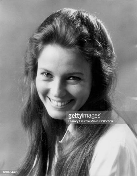Promotional headshot of actress Trish Van Devere as she appears in the movie 'The Last Run' 1971