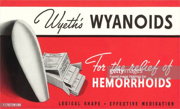 Promotional material for suppositories