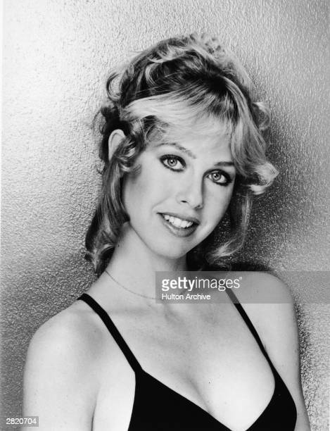 Promotional portrait of American actor Jenilee Harrison for the television series 'Three's Company', 1980.