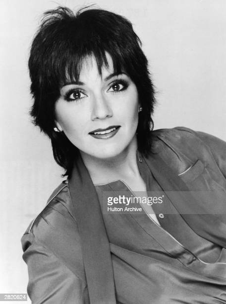 Promotional portrait of American actor Joyce DeWitt for the television show 'Three's Company' 1978