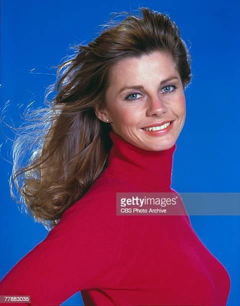 Promotional portrait of American actress Jan Smithers for the television comedy 'WKRP in Cincinnati' 1980