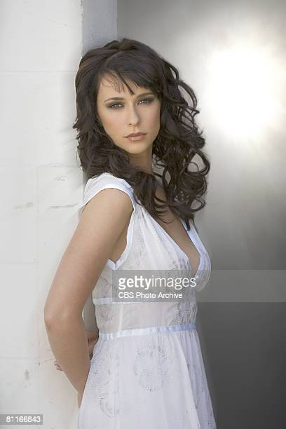 Promotional portrait of American actress Jennifer Love Hewitt on the television supernatural drama series 'Ghost Whisperer,' June 20, 2005.