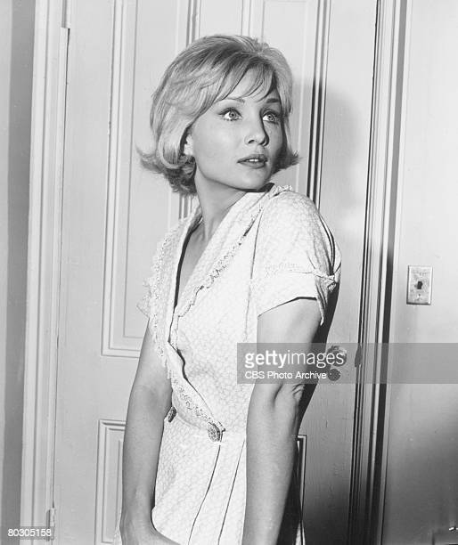 Promotional portrait of American actress Susan Oliver in an episode of 'The Alfred Hitchcock Hour' entitled 'Annabel' California June 11 1962 The...