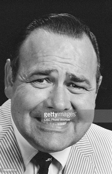 Promotional portrait of American comedian and actor Jonathan Winters for an appearance on 'The Carol Burnett Show,' August 29, 1967.
