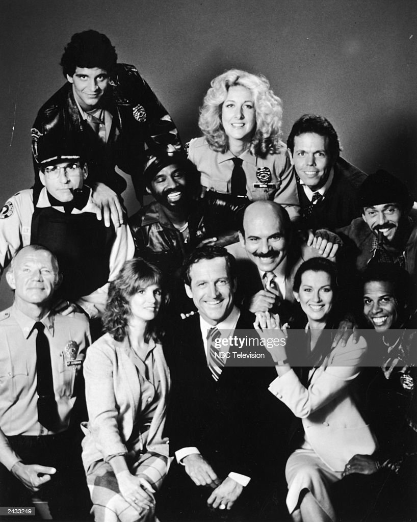 Portrait Of 'Hill Street Blues' Cast  : Nachrichtenfoto