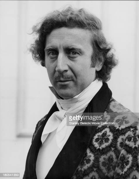 Promotional shot of actor Gene Wilder, as he appears in the movie 'Young Frankenstein', 1974.