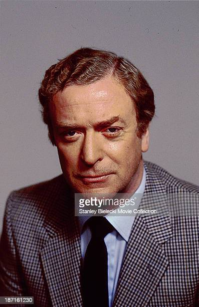 Promotional shot of actor Michael Caine as he appears in the movie 'The Fourth Protocol' 1987