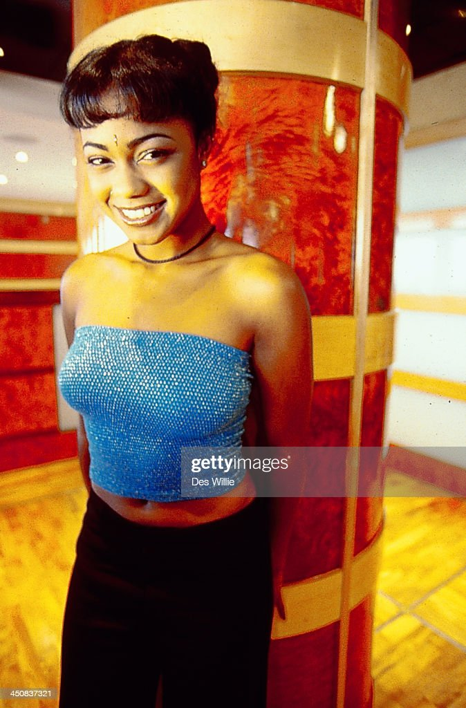 Tatyana ali pictures getty images promotional shot of american actress and singer tatyana ali 1998 altavistaventures Images