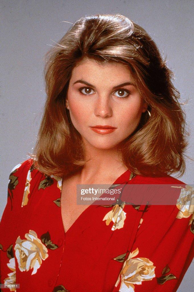 Promotional Portrait Of Lori Loughlin : News Photo