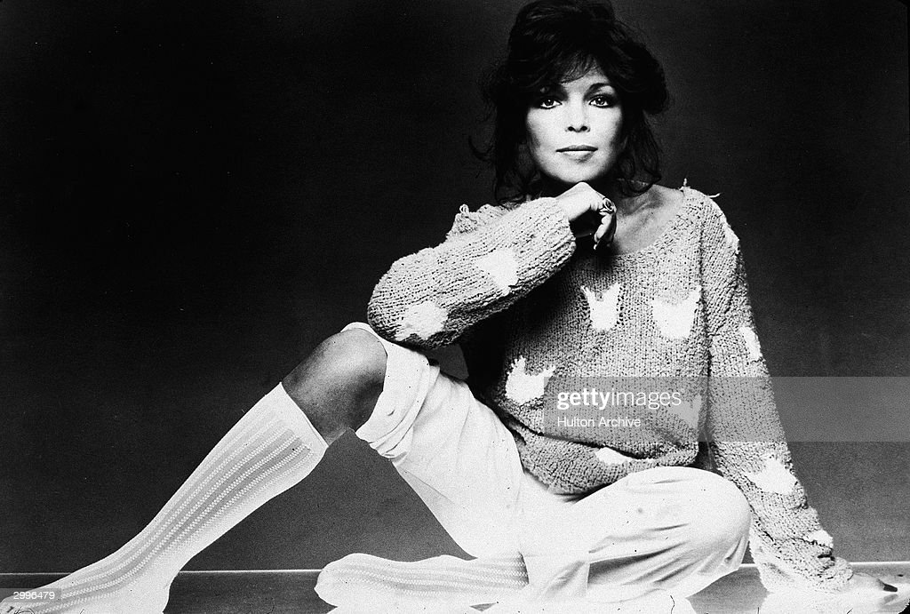 Portrait Of Songwriter Carole Bayer Sager : News Photo
