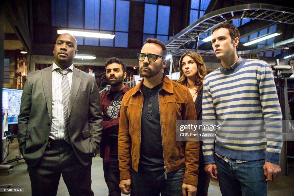 "CBS's ""Wisdom of The Crowd"" - Season One"