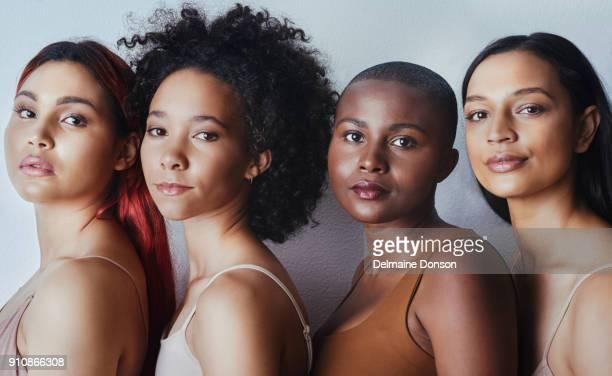 prova de que não há não há uma maneira de ser bela - melanina - fotografias e filmes do acervo