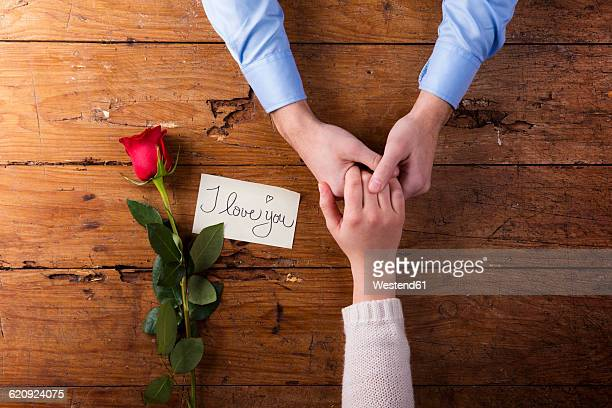 proofs of love - i love you stock pictures, royalty-free photos & images