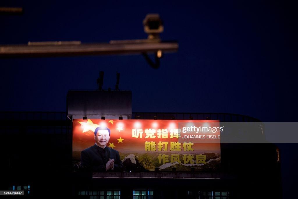 CHINA-POLITICS : News Photo