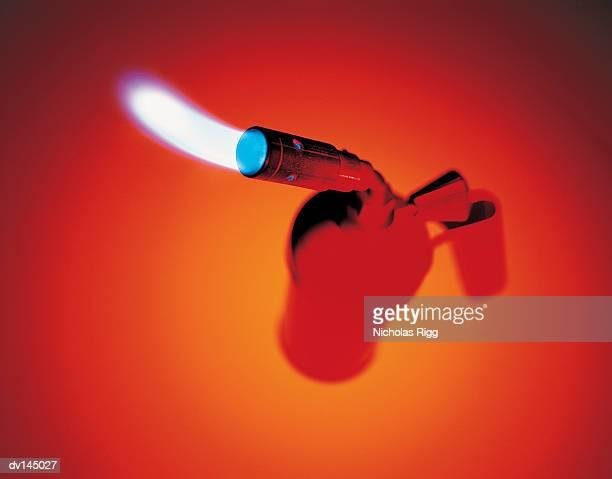 Propane blow torch