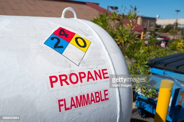 propane - gas tank stock photos and pictures