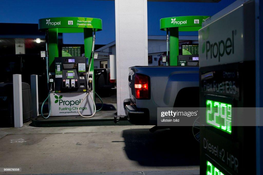 Flex Fuel Gas Stations >> Propel Gas Station Selling Flex Fuel E85 And Diesel Hpr Aka