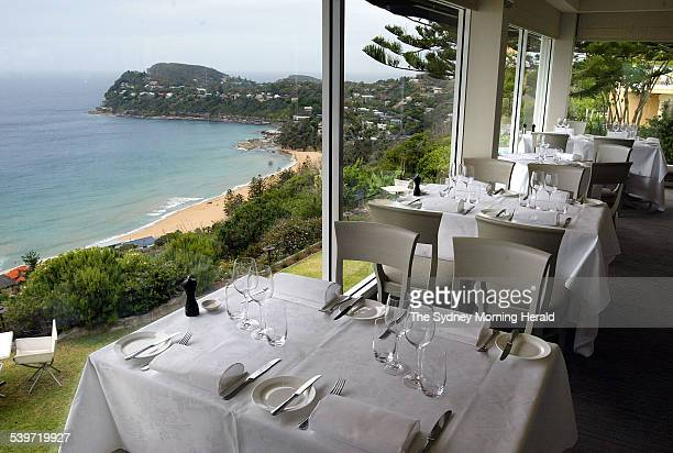 Properties in the Palm Beach area Jonah's restaurant 69 Bynya Rd Whale Beach 21 December 2005 SMH Picture by ROBERT PEARCE