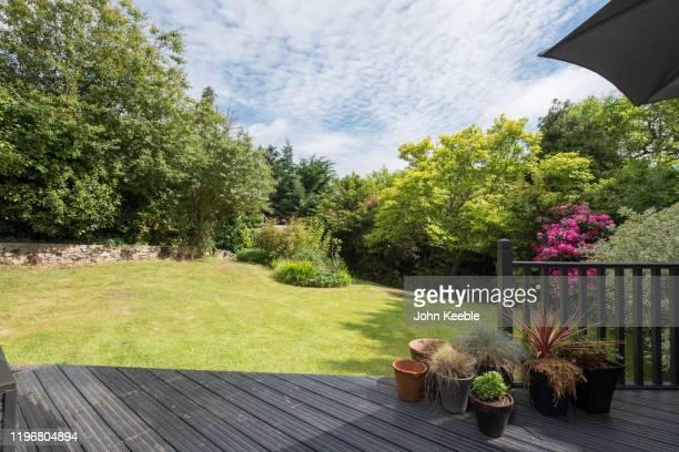 property exterior - rasen stock-fotos und bilder