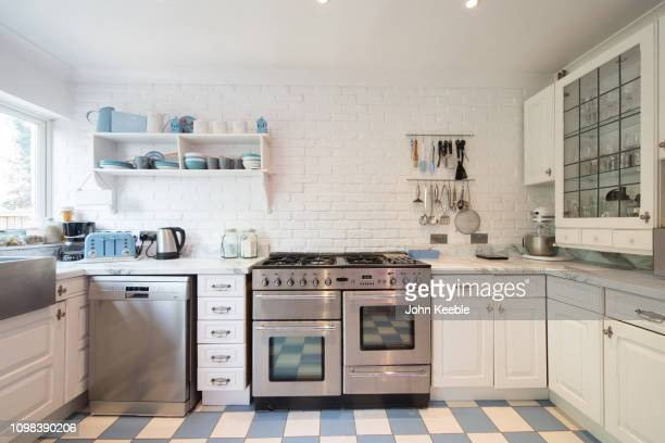 property interiors - appliance stock pictures, royalty-free photos & images