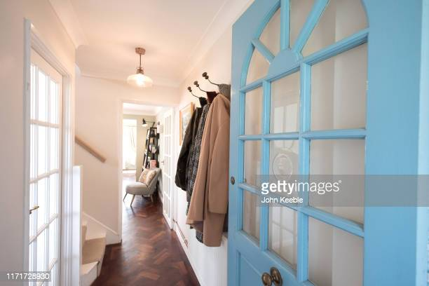 property interiors - corridor stock pictures, royalty-free photos & images