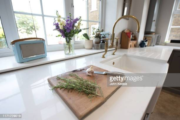 property interiors - radio stock pictures, royalty-free photos & images