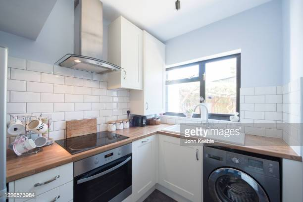 property interiors - small stock pictures, royalty-free photos & images